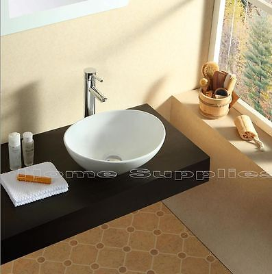 Bathroom Cloakroom Gloss White Wall Mounted Vanity Unit ( Stunning Quality )