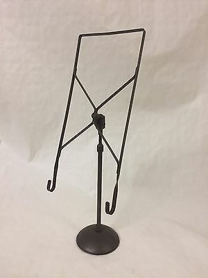 Antique Music Stand Display