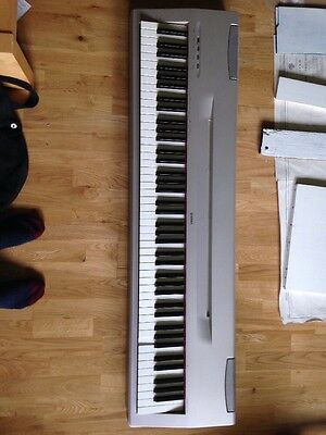 Yamaha Electric Piano P-60 With Padded Case