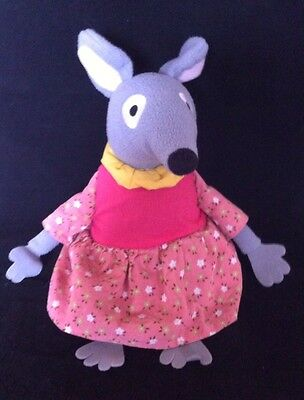 Bagpuss Lizzy Mouse Soft Toy