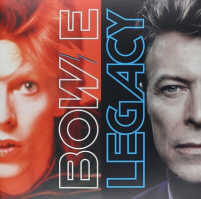 David Bowie - Legacy (The Very Best Of David Bowie)  2 Vinyl Lp New