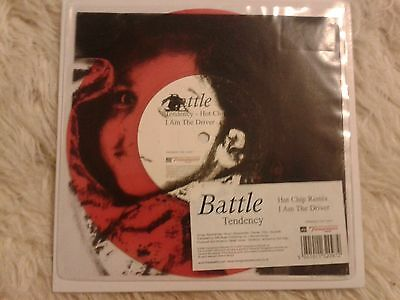 Battle 7Inch Coloured Vinyl Record