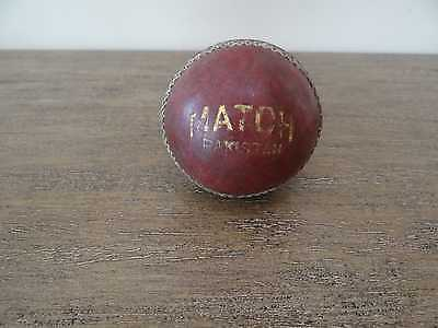 Vintage Cricket Ball MATCH PAKISTAN