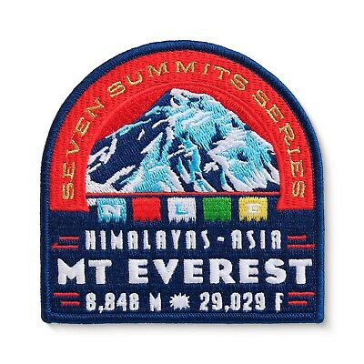 Mt. Everest Seven Summits Mountain Patch