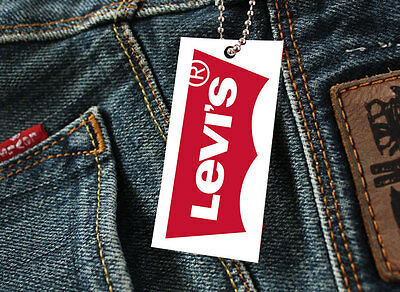 LEVIs Jeans and Clothing Gift Card Store Voucher $119.95 value