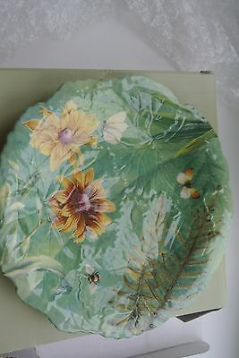 Spode Floral Haven Plate