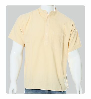 Grandad Shirts Collarless Shirts  S to 2XL CollarLess Shirt Company(22)