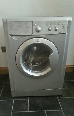 Indesit Ecotime IWDC 6125 S Washer Dryer