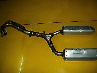 Honda Crf 250 Full Exhaust System 2014 To 2016 New Genuine