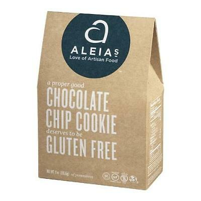 Aleias Gluten Free Cookies Chocolate Chip 9 Ounce