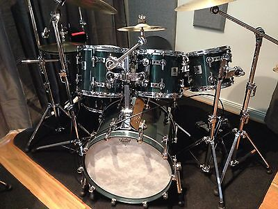 Sonor Designer Maple Light 6 piece Drum Kit - Mint Condition