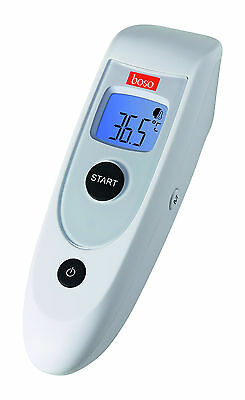 bosotherm diagnostic Infrarot Thermometer 1 Sek. Messzeit - neu & OVP v. med. FH