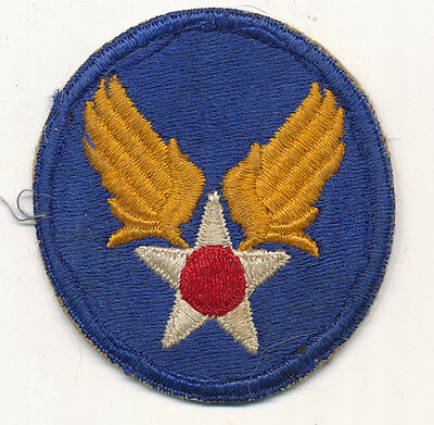 US Army Air Force patch WWII make US Army Air Force USAAF
