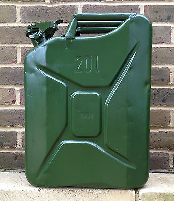 Jerry Can 20L - Military / 4x4 / Land Rover / Caravan