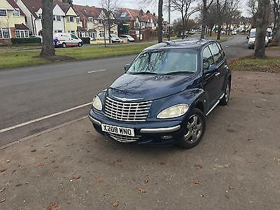 Chrysler PT Cruiser 2.0 Limited Px welcome