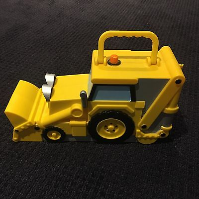 Bob the builder Scoop Take Along Carrying Case