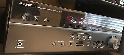 Yamaha RX-V473 5.1 Channel Home Audio/Video Theater Stereo Receiver V473BL