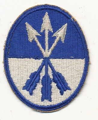 23rd Corps XXIII Corps patch real WWII make US Army