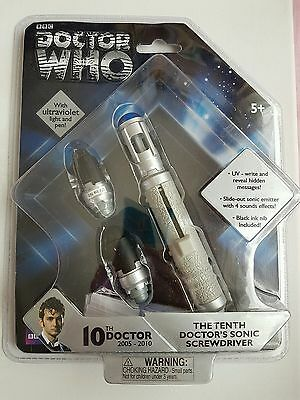 Dr who sonic screwdriver 10th