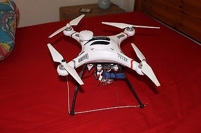 Cheerson CX20 drone with gimbal and video outfit