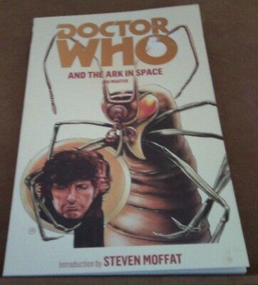 Doctor Who and the Ark in Space, Ian Marter   Paperback Book