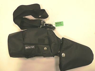 Opticron water resistant stay on case for an Opticron MM2 52/45 angled scope