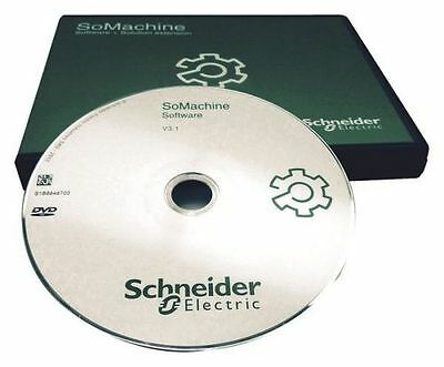 SCHNEIDER ELECTRIC MSDCHLLMUV31S0 Machine Solution Software, Windows Based
