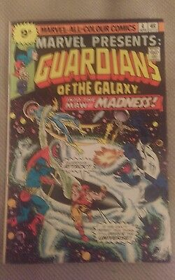 Marvel Presents : Guardians of the Galaxy Issue 4 1974