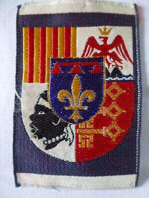 Vintage Boy Scouts / World Scouts Silk Badge / Patch