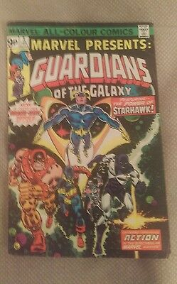 Marvel Presents : Guardians of the Galaxy Issue 3 1974