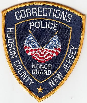 Hudson County Corrections Police Honor Guard New Jersey Nj Patch