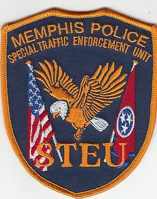 Memphis Police Special Traffic Enforcement Unit (Steu) Tennessee Tn Patch