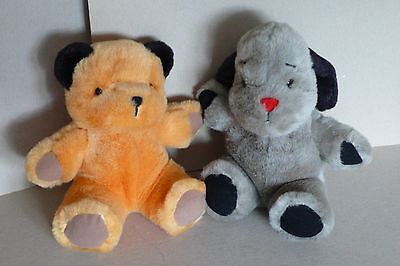 Sooty and Sweep  Soft Toys