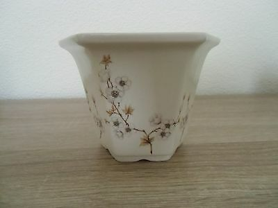 Royal Winton Pottery Planter, Blossom Pattern