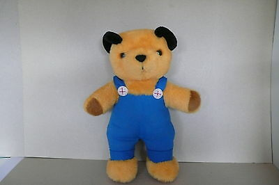 Sooty  in Dungarees  Soft Toy  Made by Titan Toys