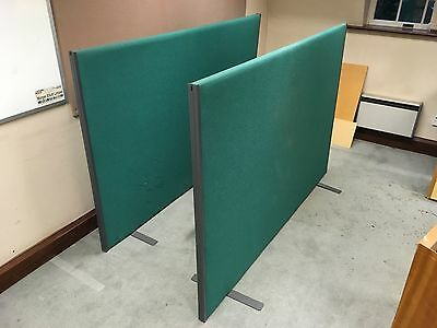 Partition screens office new eltham London stand alone floor standing