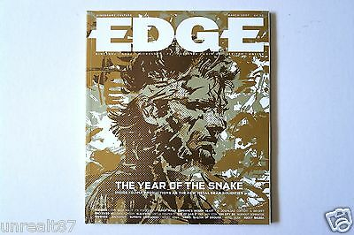 Edge Magazine - March 2007 - Issue # 173 - Metal Gear Solid Special - Hotel Dusk