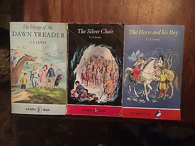 C.S.Lewis Vintage Classic Paperback Collection