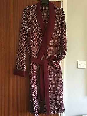 Vintage Tootal Dressing Gown M