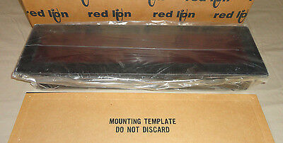 Red Lion LDD00400 Large 4 Digit Red LED Display LDD NEW