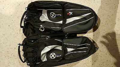 Oxford X60 60 Litre Motorcycle Panniers. Soft Luggage. Lifetime Warranty