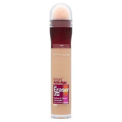 Maybelline Instant Anti-Age The Eraser Eye Perfect & Cover Concealer Nude Bn