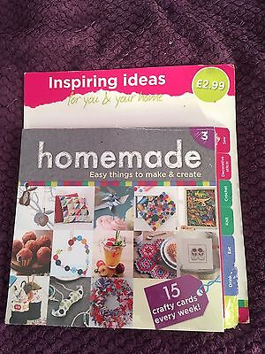 Homemade Issue 3 New