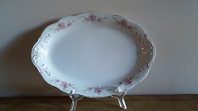 """W. H. Grindley England dated 1898 antique ''Rosa"""" Pattern"""