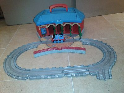 Take Along Tidmouth Shed with Thomas The Tank Engine