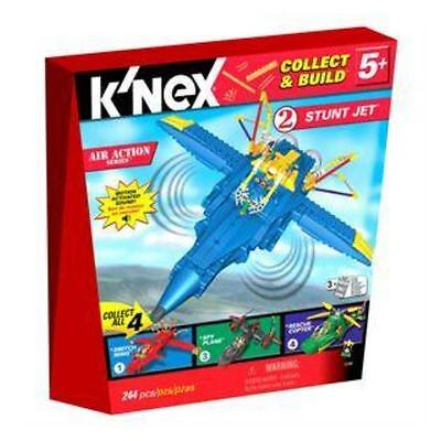 K'NEX Air Action Stunt Jet