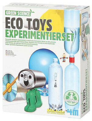 Green Science ECO Toys Experimentierset