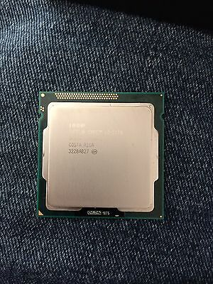 Intel Core i3-2130 Sr05w 3.40ghz Cpu Same Speed As i7 And i5 For Pc Not Laptop