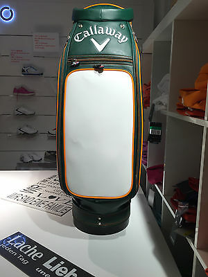Callaway Limited Edition Masters 2016 Tour Staff Bag Golftasche Neu