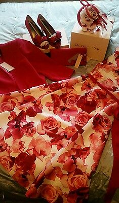 Jacques Vert - Complete Mother of The Bride Outfit - Size 18 BNWT